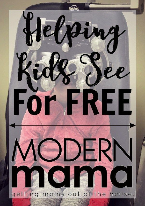Free Eye Exams | Why You Should Get Your Childs Eyes Examined | Eye Examination Tips For Kids | ModernMama.com #parenting #eyeexamsforkids (sp)