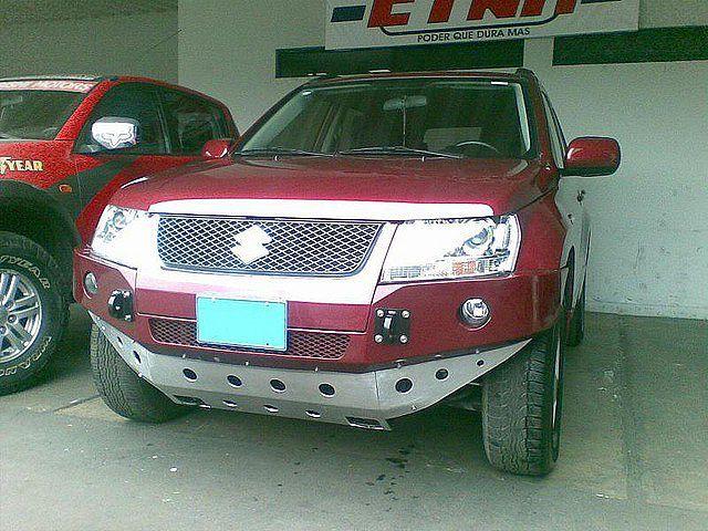 Suzuki 88 - parachoques - Nuevo Grand Vitara 2006/2009. 3ª Generación