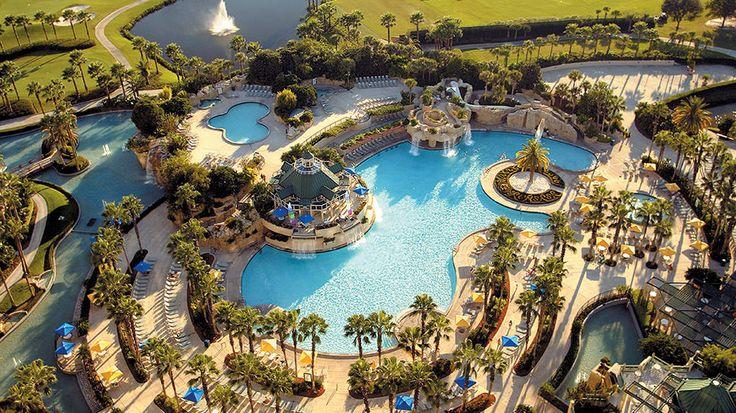 Orlando World Center Marriott in Florida