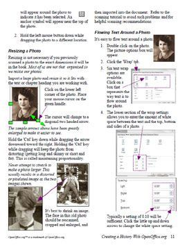 More wonderful tips on writing your family History!