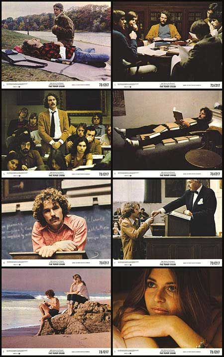The Paper Chase movie 1973