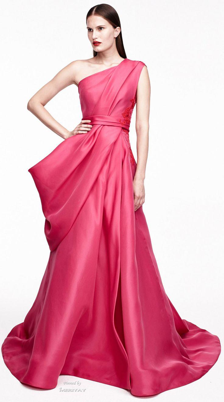 44 best monique lhuillier images on Pinterest   Homecoming dresses ...