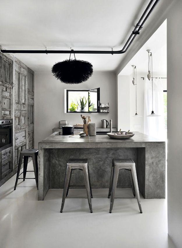 desire to inspire / kitchen