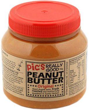 Pic's Really Good Peanut Butter: EL GROSSO - ORIGINAL