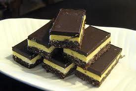 Mmmm ... craving some Naniamo Bars