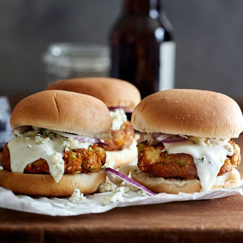Buffalo+Chicken+Sliders+-+The+Pampered+Chef®