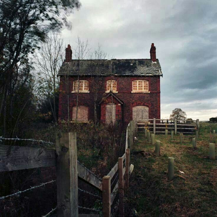 Abandoned House In Cheshire England Photos Pinterest