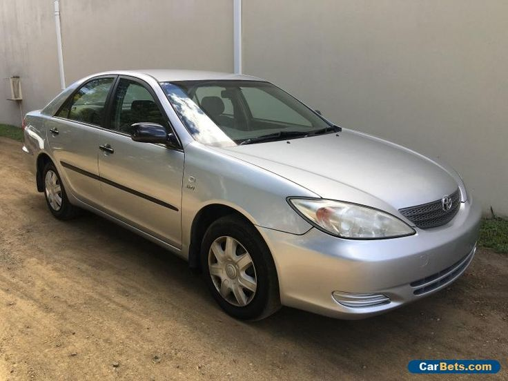 TOYOTA CAMRY 2002 SEDAN AUTOMATIC #toyota #camry #forsale #australia