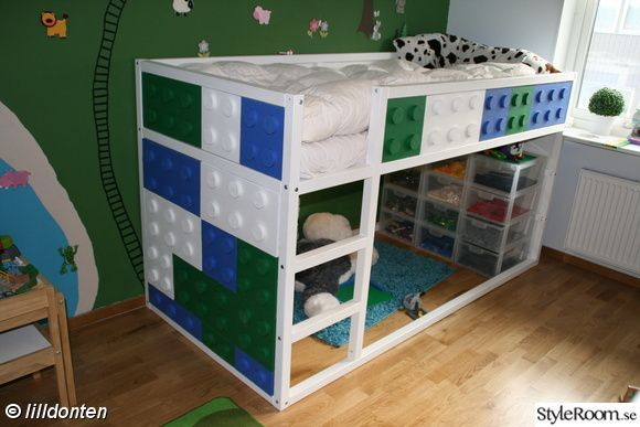 mommo design: KURA BED MAKEOVER - Lego Kura: mommo design: KURA BED MAKEOVER - Lego Kura