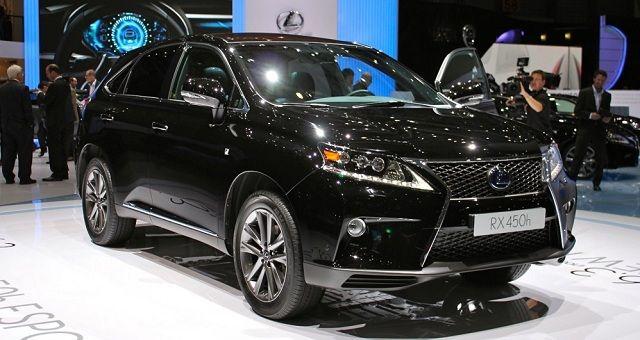 2015 New Lexus RX 350 price