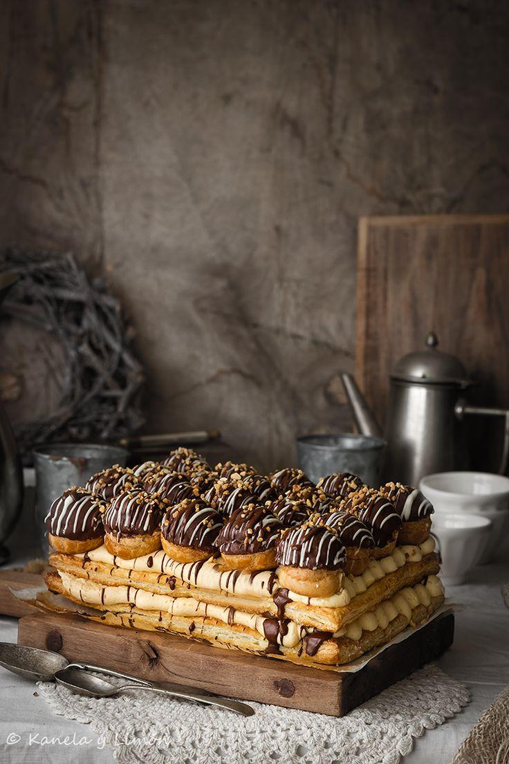 Kanela y Limón, un blog de cocina que personalmente, me encanta y de la que estoy enamorada, os lo recomiendo