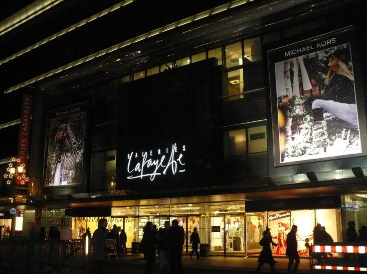 Berlin Galeries Lafayette  #zakupy #berlin #fashion #galerieslafayette #friedrichstrasse #mitte #centrum