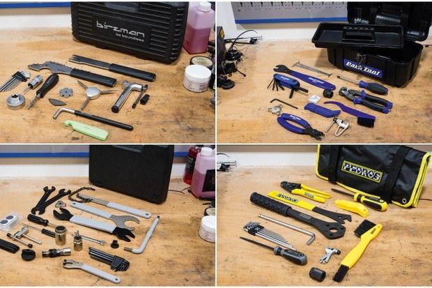 Sigtuna Bike Tool Kit Sturdy 19 In 1 Bike Multitool Repair Kit
