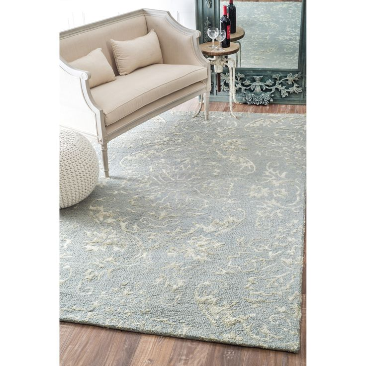 Bring Style And Elegance Into Your Room Setting With This Rug Is Handmade Silk Wool Features A Durable Plush Pile Suitable For High
