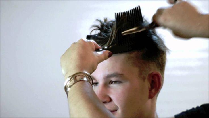 style mens hair salon in jlt dubai