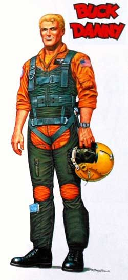US Military Aviation - Buck Danny