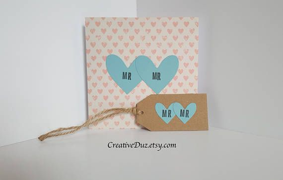 Check out this item in my Etsy shop https://www.etsy.com/uk/listing/511353270/mr-and-mr-wedding-card-mr-and-mr