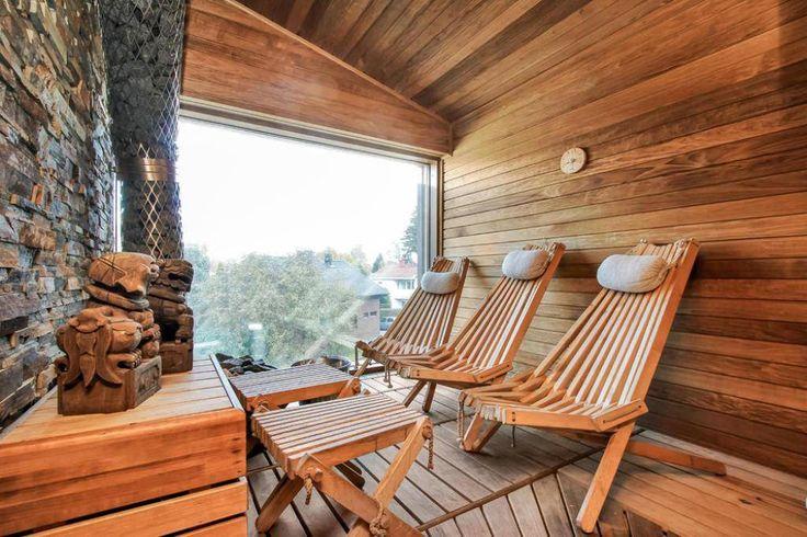 Ob Sie die Liege-Stühle nun im Sauna- oder Spabereich, auf der Terrasse, im Garten oder einfach am Strand aufstellen: Die verschiedenen Hölzer und Farben bieten Ihnen viele Variationsmöglichkeiten und einen unbeschreiblichen Komfort – einfach natürlich!  #EcoChair #EcoFurn #Sauna #Spabereich