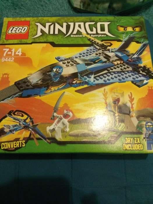 55 Zł Lego Ninjago Burzowy Miśliwiec Jaya 9442 Warszawa Ochota
