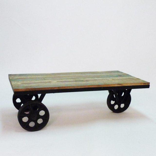 the 25+ best meuble bois metal ideas on pinterest   bois metal