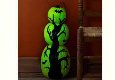 1000 images about glow in the dark paint on pinterest for Glow in the dark paint for real pumpkins