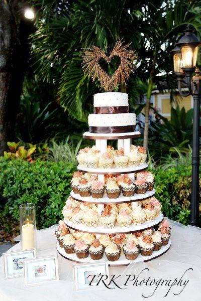 Heather & Brad Wedding Cakes Photos on WeddingWire