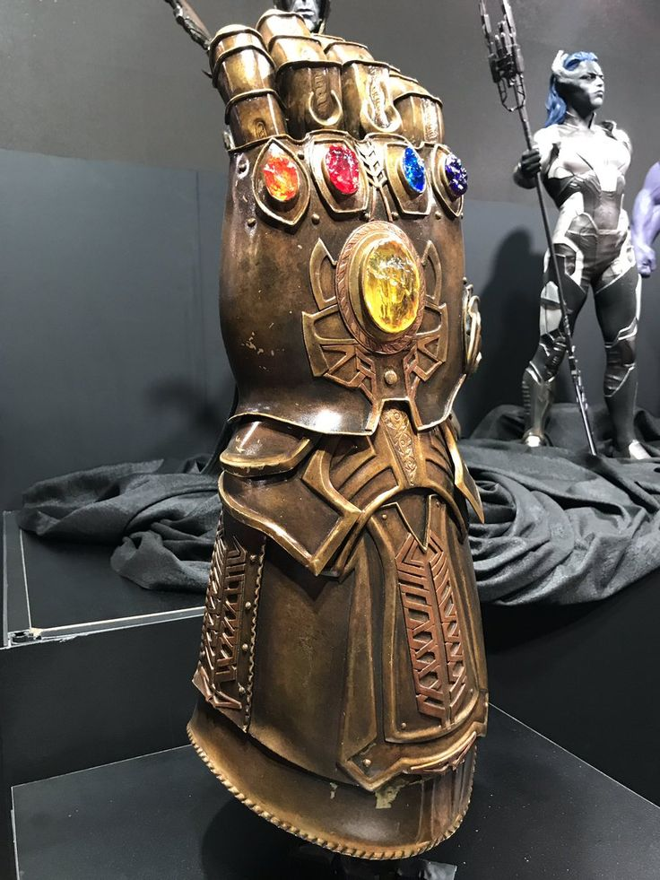 The Children of Thanos will join the fight in Avengers: Infinity War