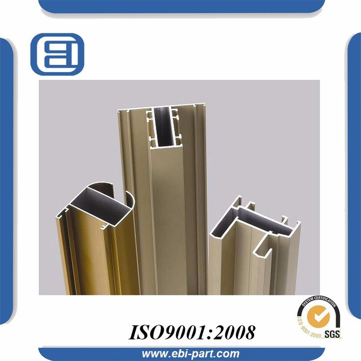 Customized Paint Aluminum Extruded Products
