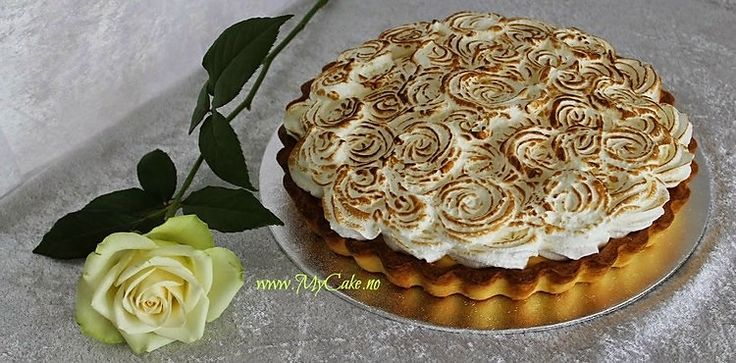 Lemon Marengue pie. :)  Please give me vote! <3