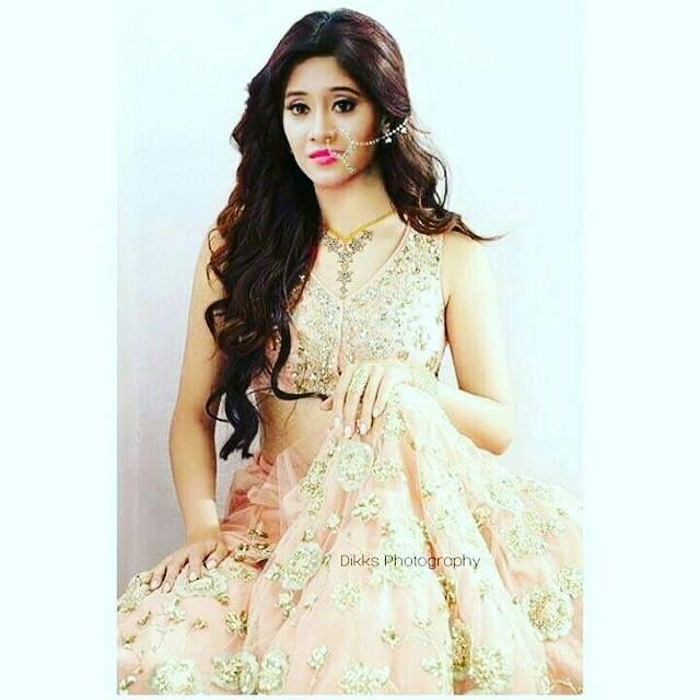 Princess look sivangi @shivangijoshi18