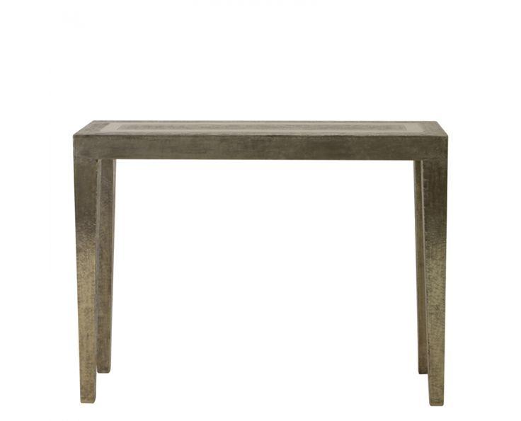 White Metal Console - Furniture | Weylandts