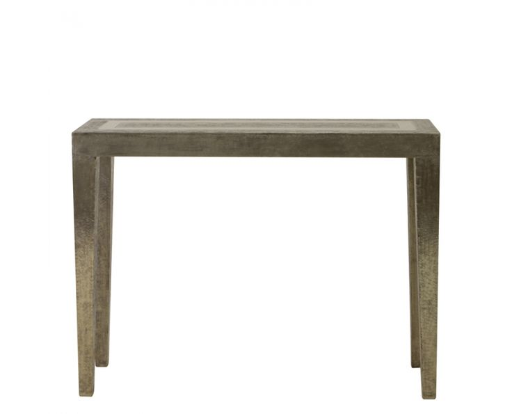 White Metal Console - Furniture | Weylandts