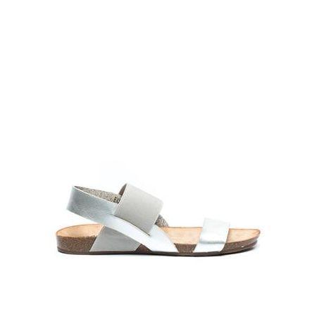 Madden Girl zilveren sandalen MIRKEY