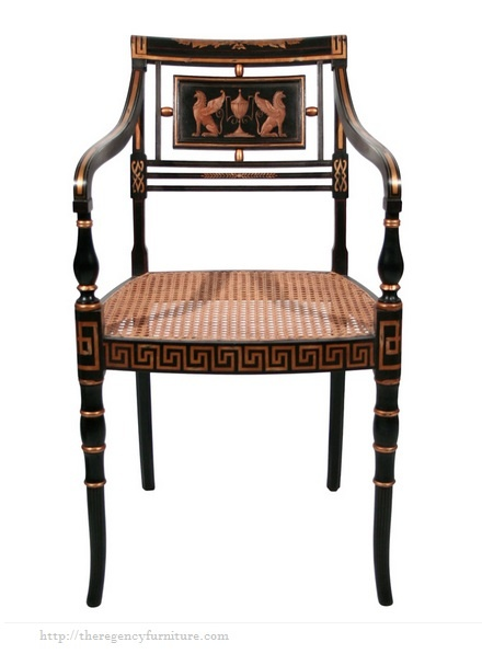 Accent Chair; Regency Furniture Company