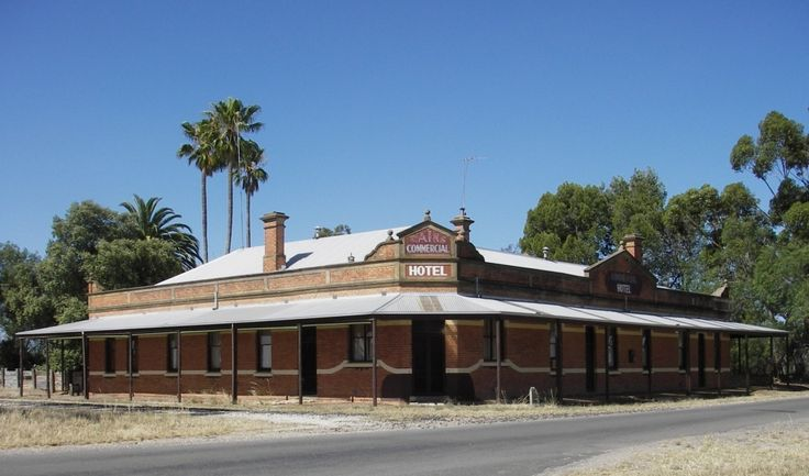 Cain's Commercial Hotel, Sheep Hills