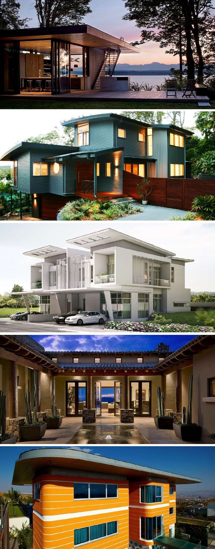 Exterior Design Trends, Ideas and Pictures