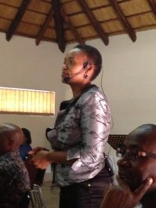 Morongwa Makakane - 2014 Learning Lounge - The Professional Speakers Association of Southern Africa