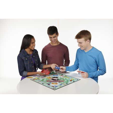 Monopoly Electronic Banking Game, Multicolor