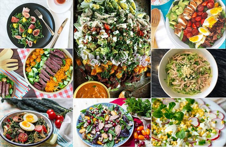 Not another garden salad! There are so many fantastic options out there. Check out our collection of best paleo salads (recipes with pictures).