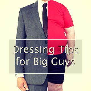おしゃれなデブの服装まとめ。5つのメンズファッションスタイルコーデ。