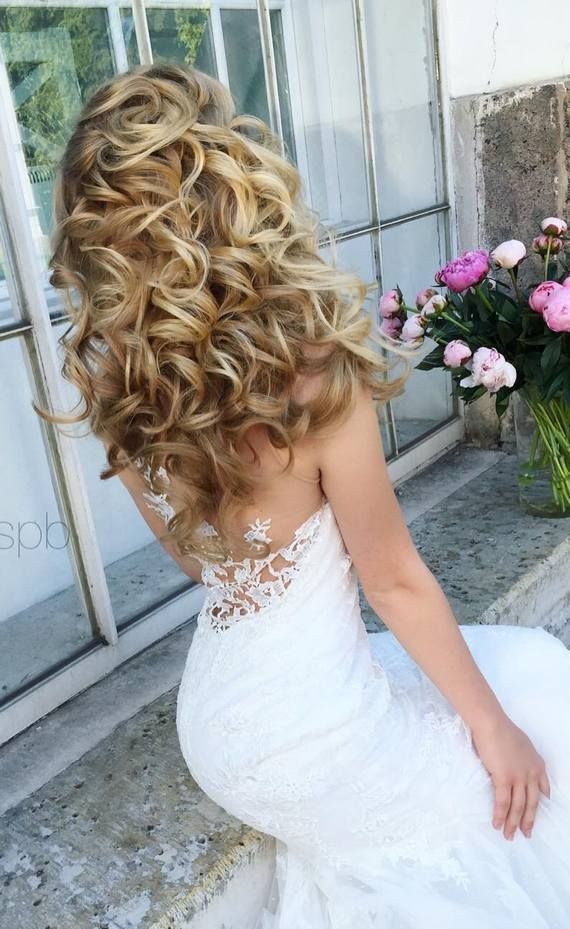 Elstile wedding hairstyles for long hair 66 - Deer Pearl Flowers / http://www.deerpearlflowers.com/wedding-hairstyle-inspiration/elstile-wedding-hairstyles-for-long-hair-66/