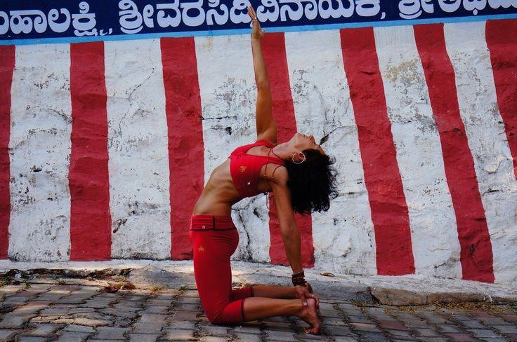 AldonaYoga - Ashtanga Yoga in Mysore - Joga w Mysore - Ustrasana