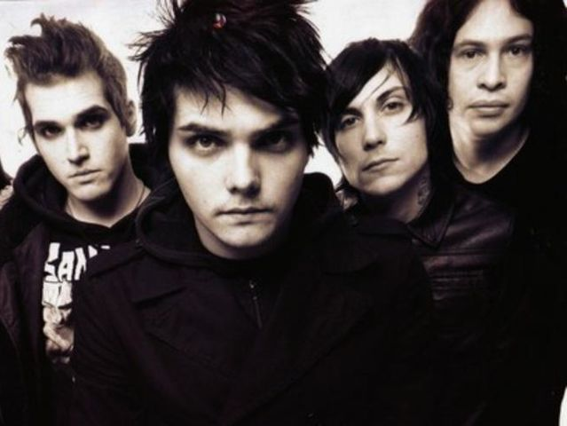 i like my chemical romance