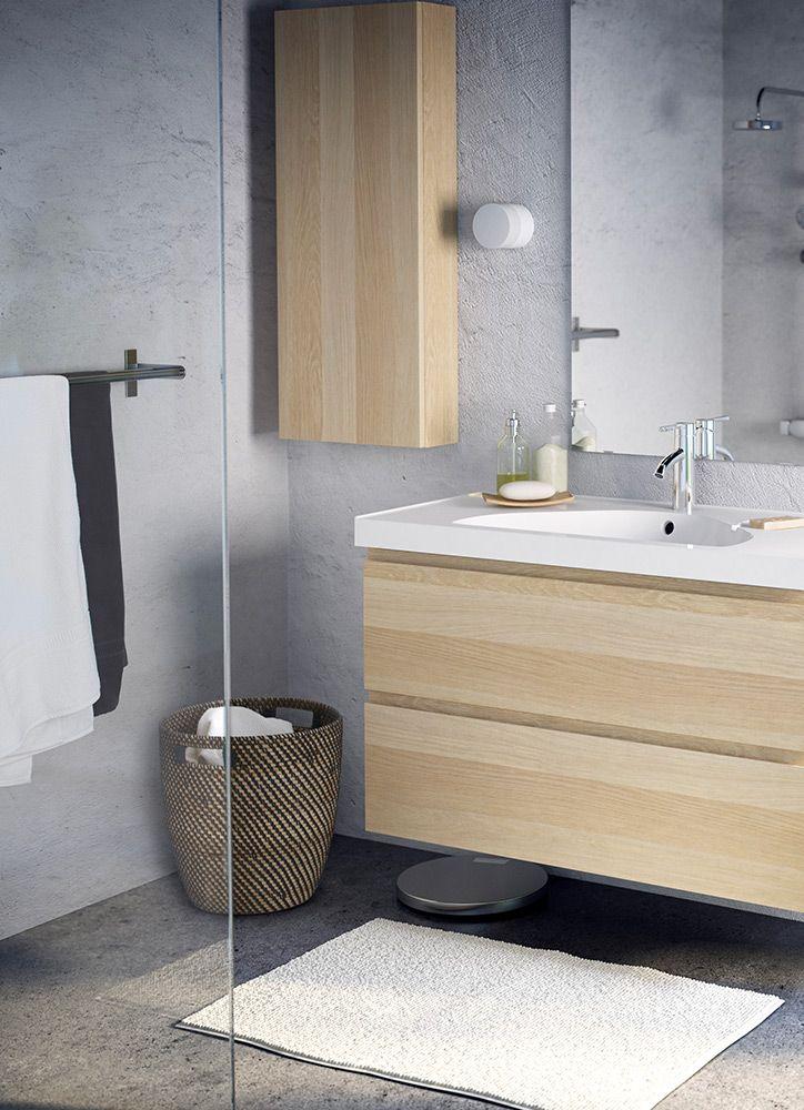 17 mejores ideas sobre ba o ikea en pinterest cuarto de for Mueble encima wc ikea