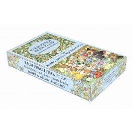 Each Peach Pear Plum Book and Block Set $19.99