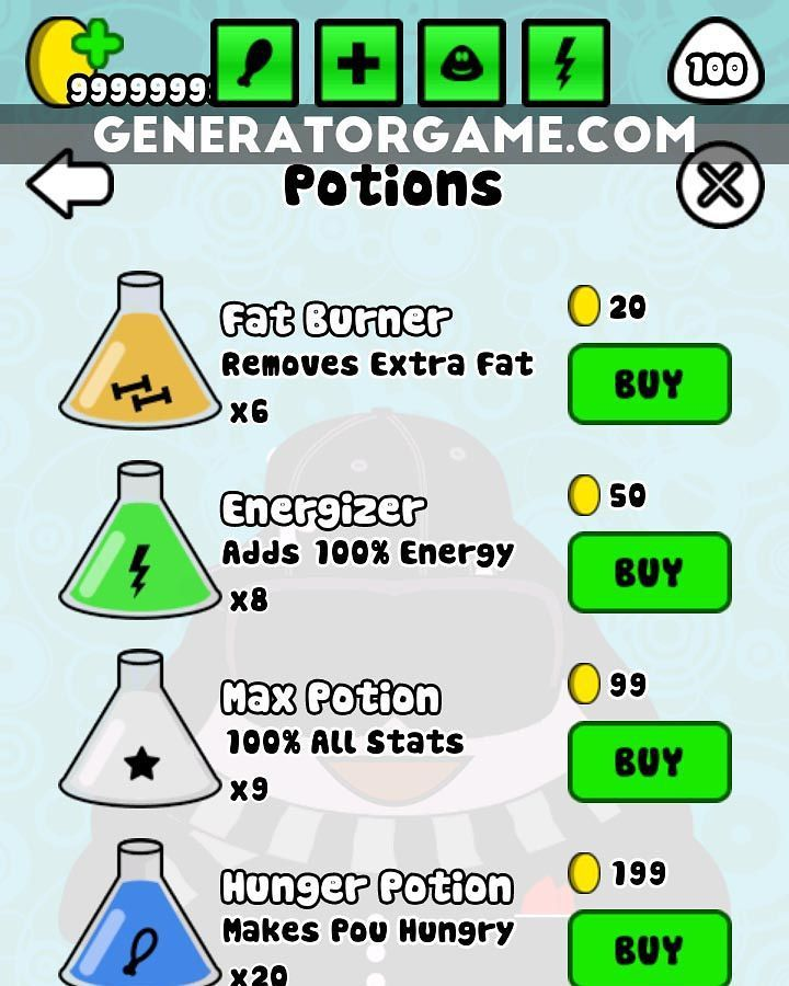 [NEW] POU HACK ONLINE 2015 REAL WORKS 100%: www.online.generatorgame.com  You can Unlock All Items and Grey Body Colour: www.online.generatorgame.com  and Add Coins and Potions! All for Free: www.online.generatorgame.com  Please SHARE this hack guys: www.online.generatorgame.com  HOW TO USE:  1. Go to >>> www.online.generatorgame.com and choose Pou image (you will be redirect to Pou Generator site)  2. Enter your Pou Username/ID or Email (no need to enter password)  3. Select Platform and…