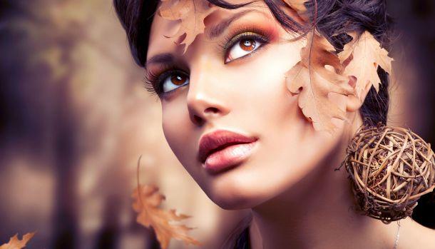 přírodní tipy pro krásu na podzim