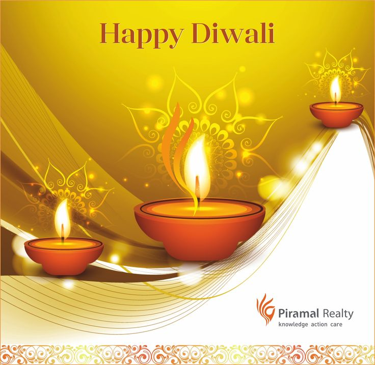 PiramalRealty wishes you all a very Happy Diwali & a