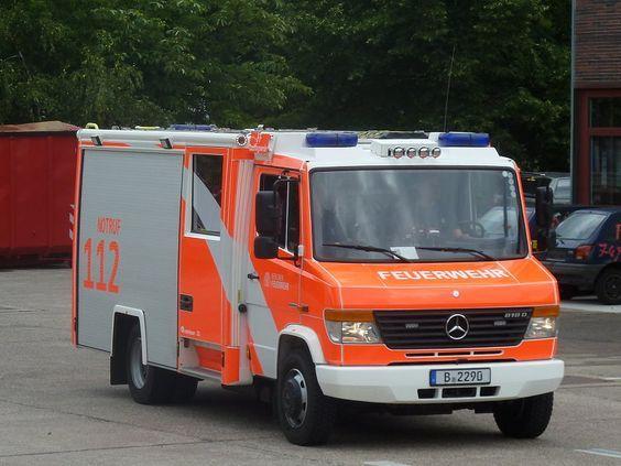 Berliner Feuerwehr - Vorbilder und Originale - Das Wettringer Modellbauforum