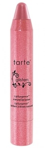 bring it along: cute and short, so it fits in your bag. the peach tint is subtle enough for touch ups any time, so you wont over do it or need a mirror to apply. (in glisten) http://tartecosmetics.com/tarte-item-lipsurgence-natural-lip-luster-lip-tint#